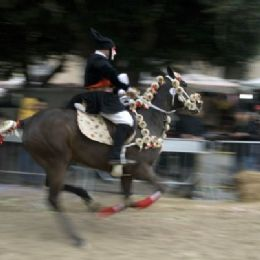 Photo Sartiglia d'Oristano